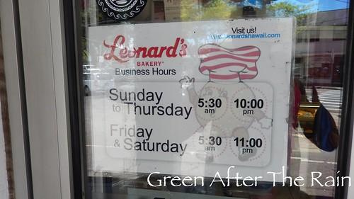 Leonards Bakery Oahu