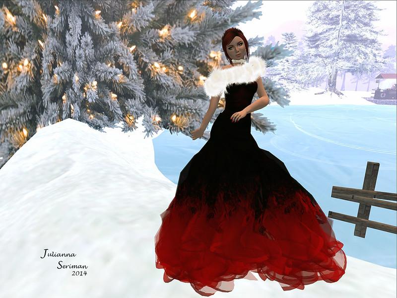 red dress_001