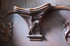horn(0.0), door knocker(0.0), relief(0.0), copper(0.0), carving(1.0), art(1.0), wood(1.0), sculpture(1.0), metal(1.0), antique(1.0), bronze(1.0),