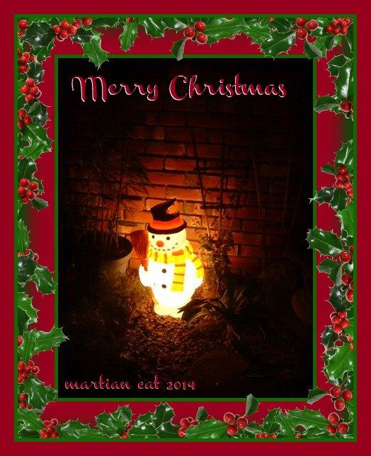 Happy Snowman Christmas!