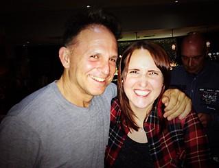 Me and Keith