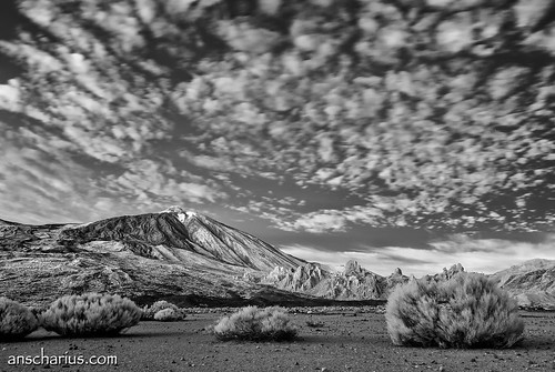 Supernatural Tenerife - Nikon 1 V1 - Infrared 700nm & 6,7-13mm