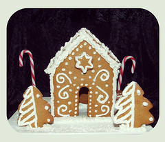 Our Gingerbread House - Xmas 2014