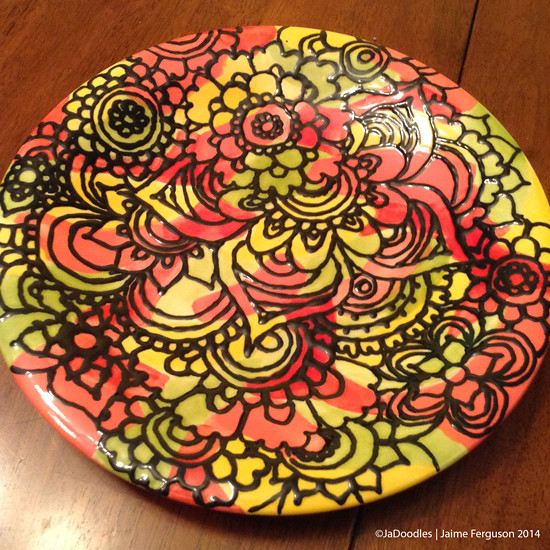 FINAL: Painting a Plate