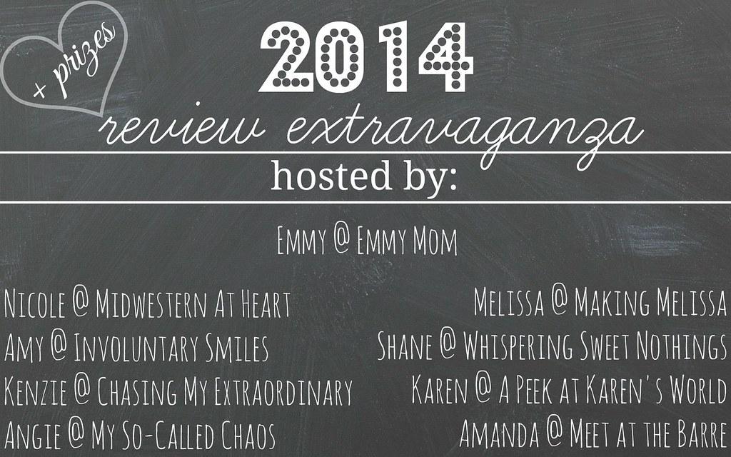 2014 Review Extravaganza