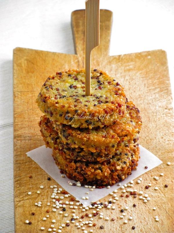 Crocchette di quinoa