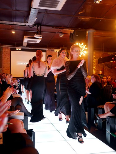 """Little Black Dress"" - Fashion Show - 3"