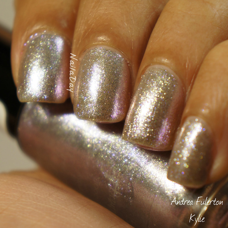 NailaDay: Andrea Fulerton Kylie