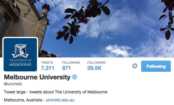 MelbourneUniversity