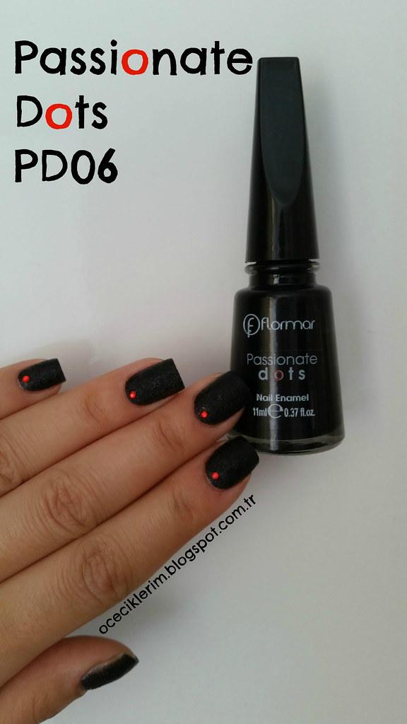 Flormar Passionate Dots - PD06