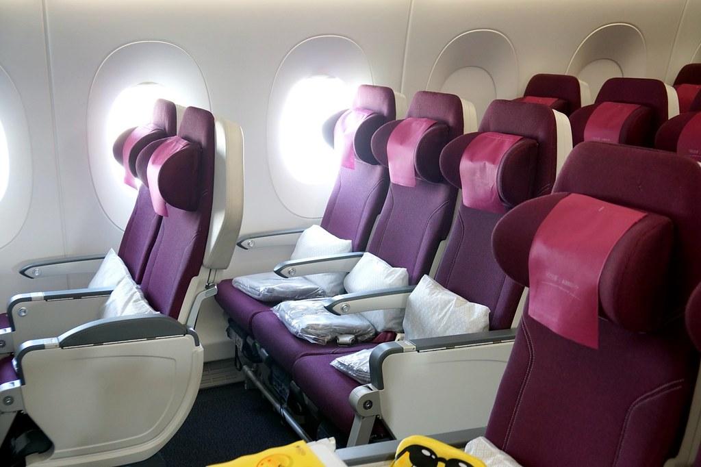Qatar Airways  Launch of the Airbus A350XWB -006