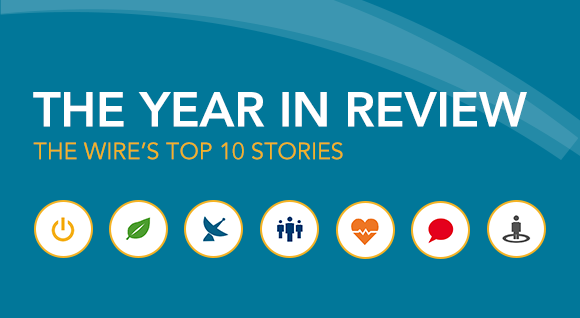 The Year in Review: The Wire's Top 10 Stories