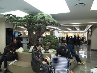 GOTO MALL(江南ターミナル地下ショッピングモール)