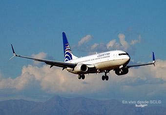 COPA Airlines B737-800 Scimitar Winglets App (RD)