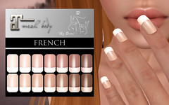 Maitreya - French Nails