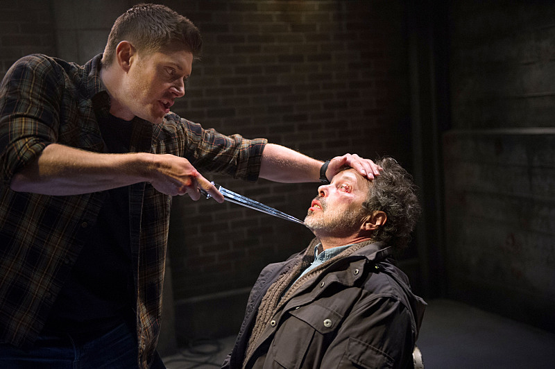 Recap/review of Supernatural episode 10x10 'The Hunter Games'