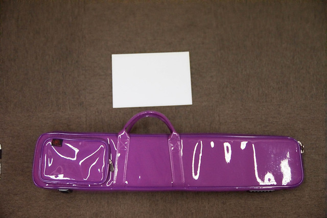 長安ソフトケース(紫)