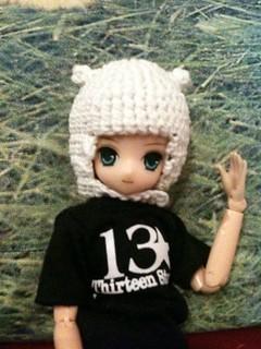 Finn's hat for Aoto