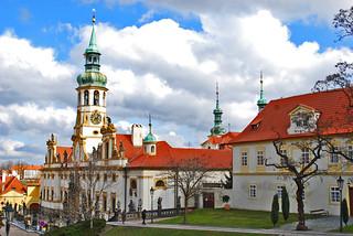 Loreta: Prague Castle