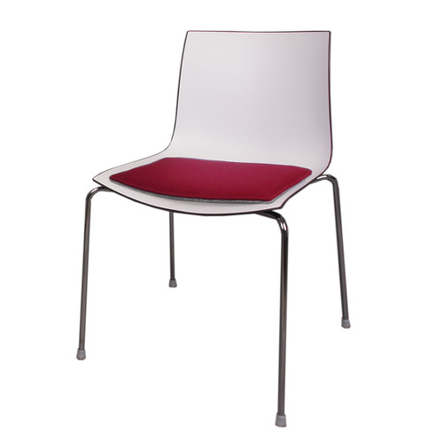 filz sitzkissen geeignet f r arper catifa 46 kissen gepolstert eco filz ebay. Black Bedroom Furniture Sets. Home Design Ideas