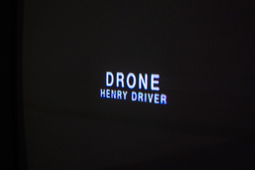 Henry Driver DRONE Installation - 01