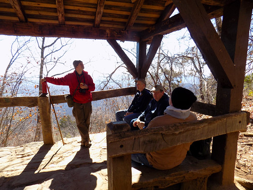 Table Rock with LCU-061