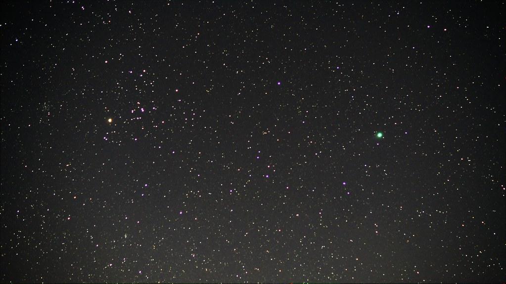 Comète LOVEJOY 16257058772_1a99292f26_b