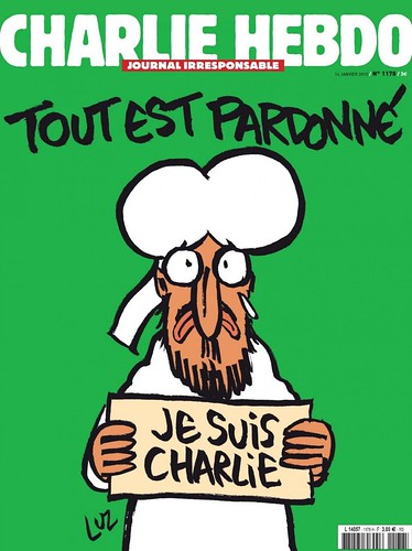 Je Suis Charlie; Tout Est Pardonne