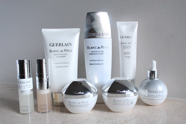 Guerlain Blanc de PERLE review
