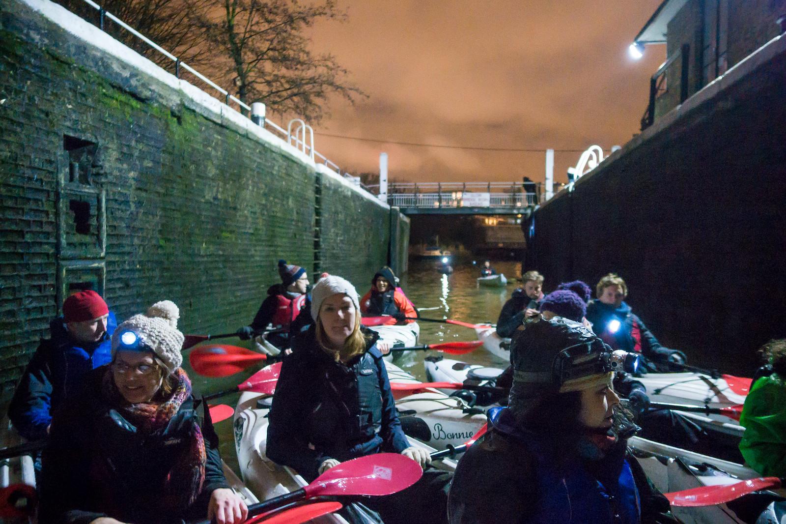 Secret Adventures Canoe at Night-19