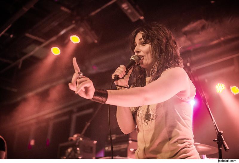 War on Women @ Soundstage