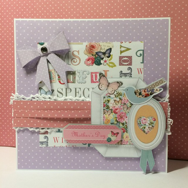 Bellissima Mother's Day Card by StickerKitten