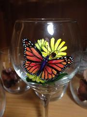 Monarch wineglass - Recent Uploads tagged elymn