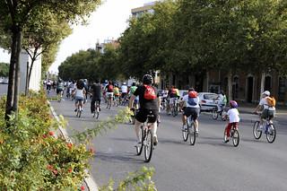 La bicicleta, un buen aliado para conocer Sevilla.
