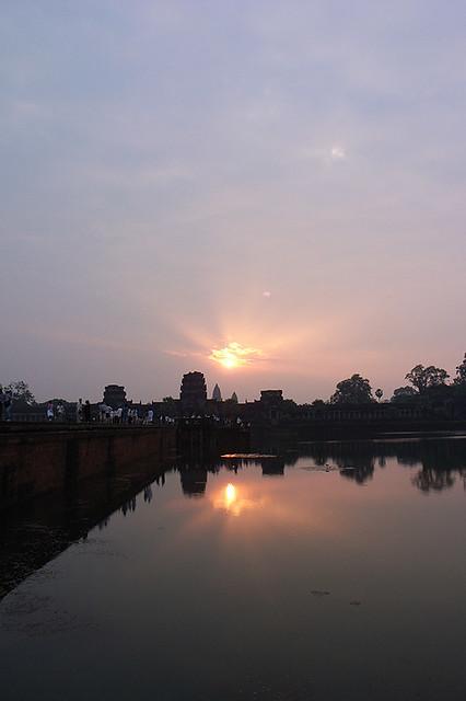 2007092202 - Angkor Wat(Sunrize)
