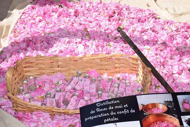 10ème édition de la fête 'Autour de la Rose' à La Colle-sur-Loup les 14 & 15 mai 2016