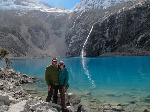 Parque Nacional Huascarán: la Laguna 69