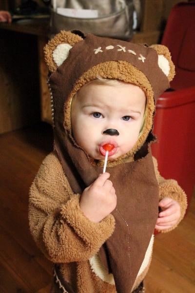 10-14 Panda's costume, 3
