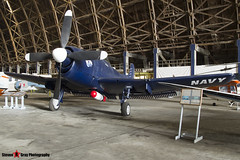 N7163M 22275 - 12155 - Martin AM-1 Mauler - Tillamook Air Museum - Tillamook, Oregon - 131025 - Steven Gray - IMG_8020