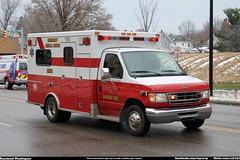 AFD Ford Ambulance
