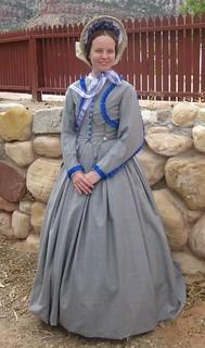 Grey 1860s