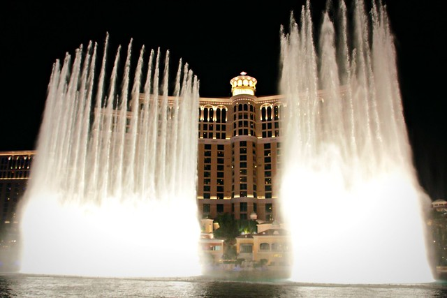 Fountains of Bellagio