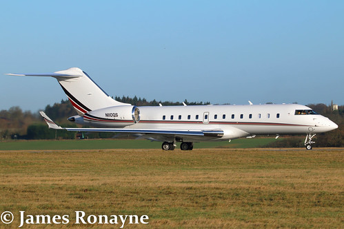 GL5T - Bombardier Global 5000