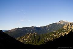 Sierra de Los Porrones y La Maliciosa (2.223m)