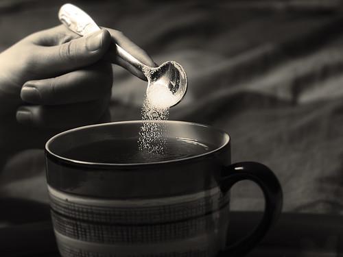 Sockersött av-sked