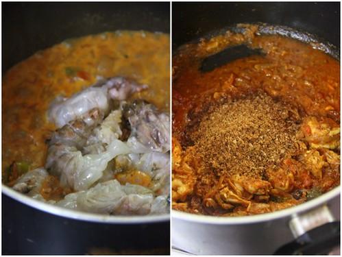 Naadan Konju Curry