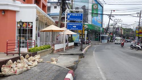 今日のサムイ島 11月4日 雨の準備