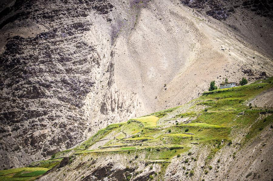 Долина Лунгнак. Трек к монастырю Фуктал, Занскар. © Kartzon Dream - авторские путешествия, авторские туры в Индию, тревел фото, тревел видео, фототуры