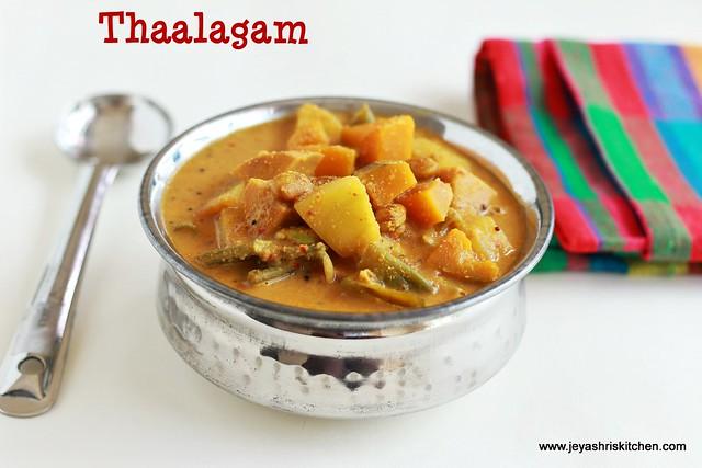 Thalagam-kuzhambhu