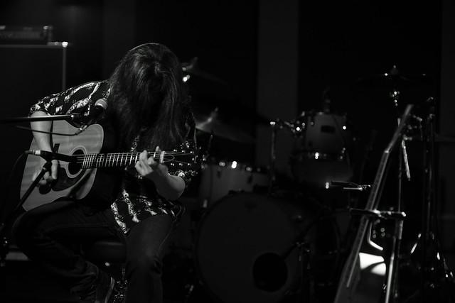 大井貴之 Takayuki O.E. live at 獅子王, Tokyo, 05 Jan 2015. 013